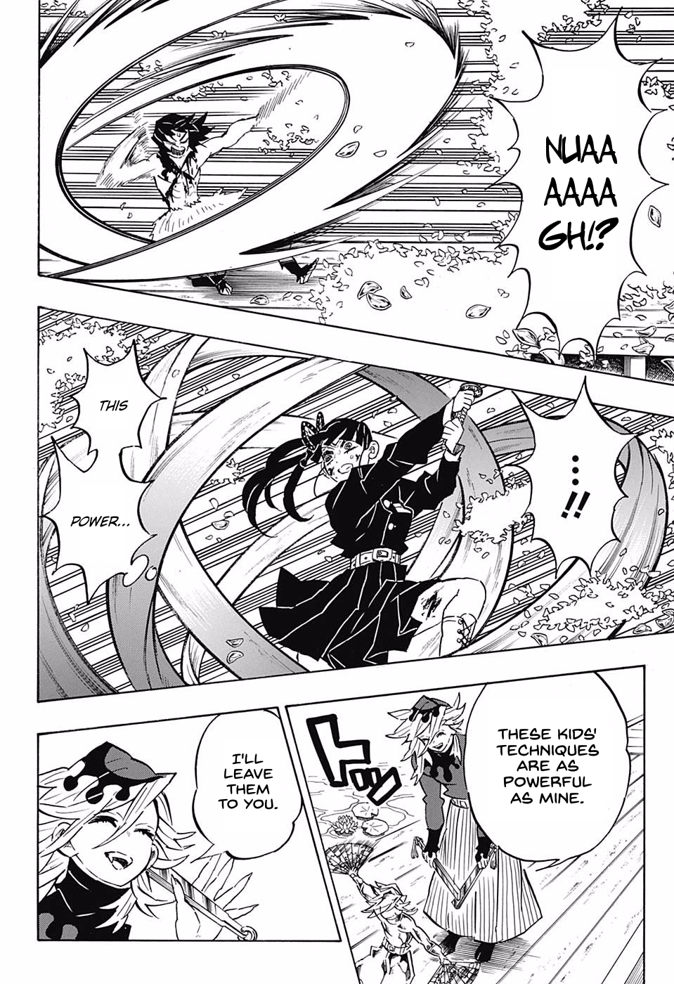 Kimetsu no Yaiba Chapter 161  Online Free Manga Read Image 10