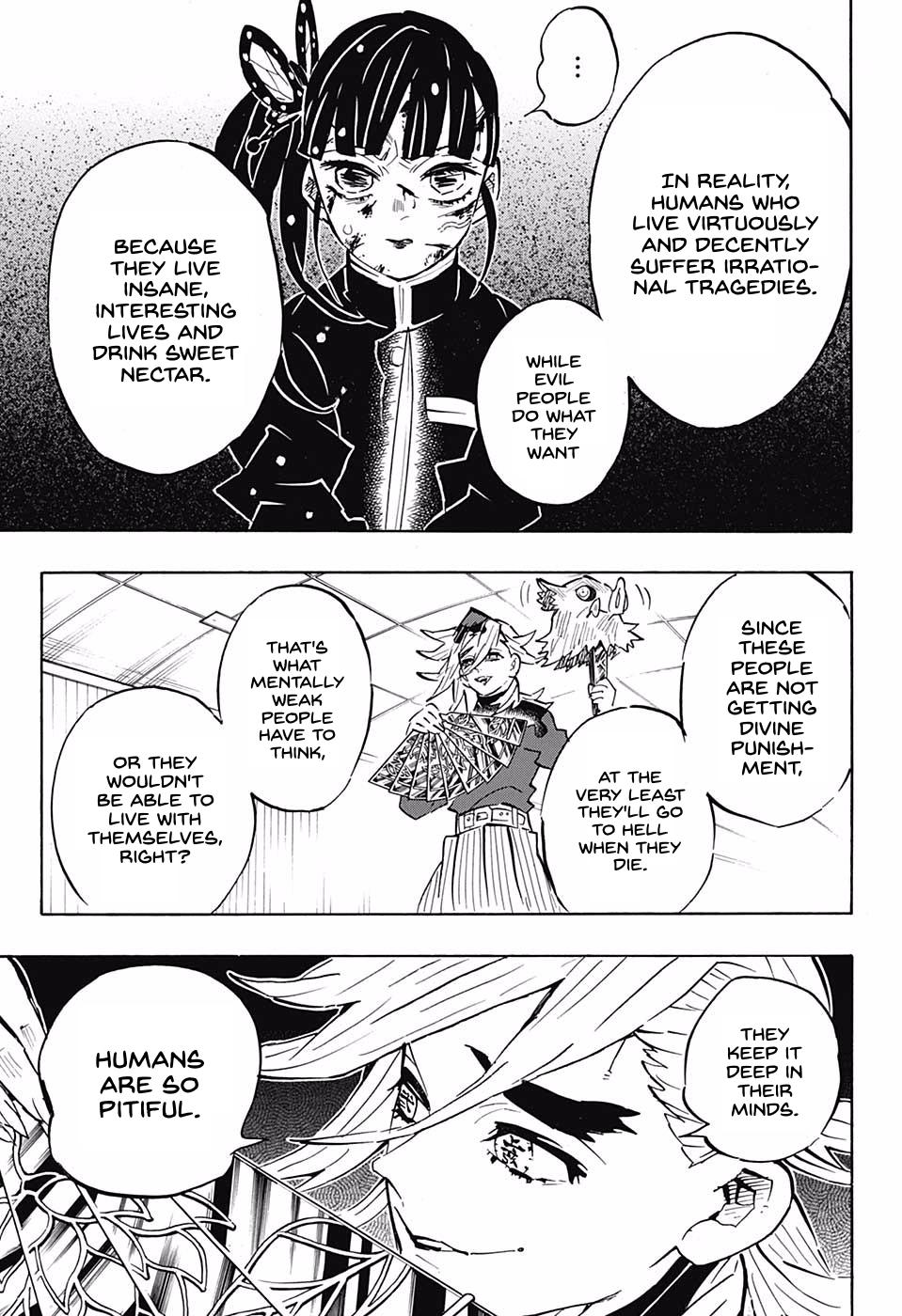 Kimetsu no Yaiba Chapter 161 Online Free Manga Read Image 3