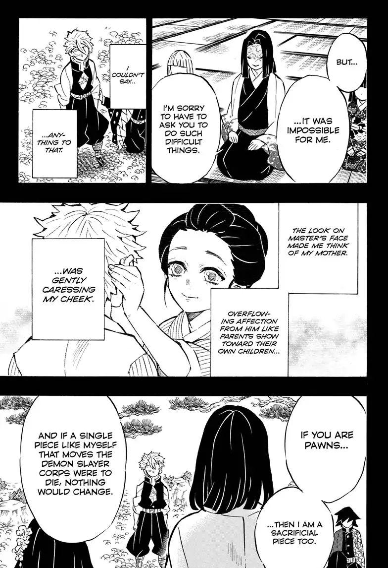 Kimetsu no Yaiba Chapter 168  Online Free Manga Read Image 13