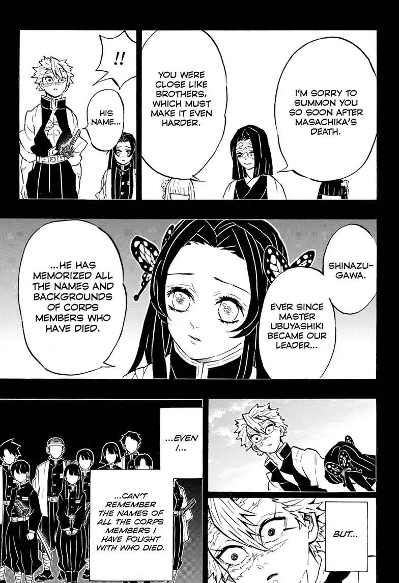 Kimetsu no Yaiba Chapter 168  Online Free Manga Read Image 15