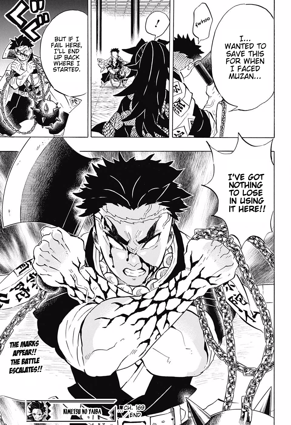 Kimetsu no Yaiba Chapter 169  Online Free Manga Read Image 18