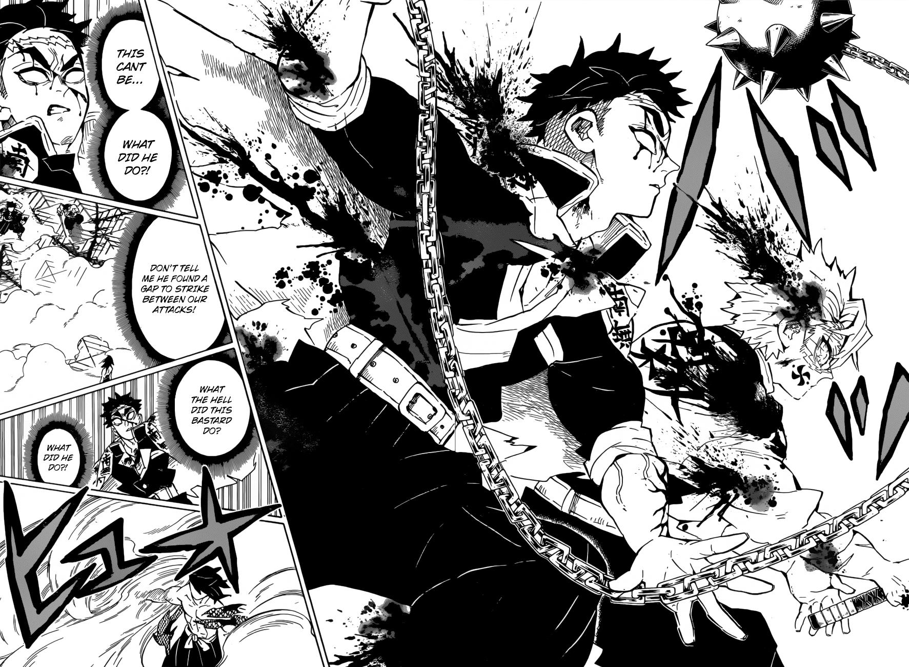 Kimetsu no Yaiba Chapter 171  Online Free Manga Read Image 16