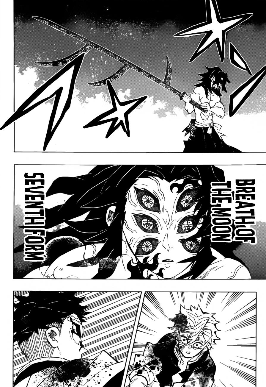 Kimetsu no Yaiba Chapter 172  Online Free Manga Read Image 7