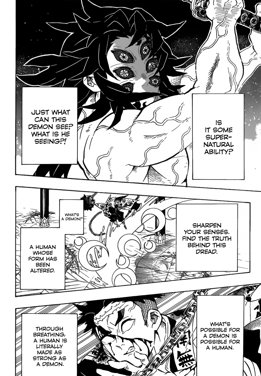 Kimetsu no Yaiba Chapter 173  Online Free Manga Read Image 5