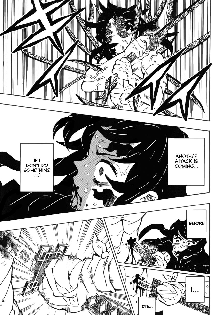 Kimetsu no Yaiba Chapter 175  Online Free Manga Read Image 11