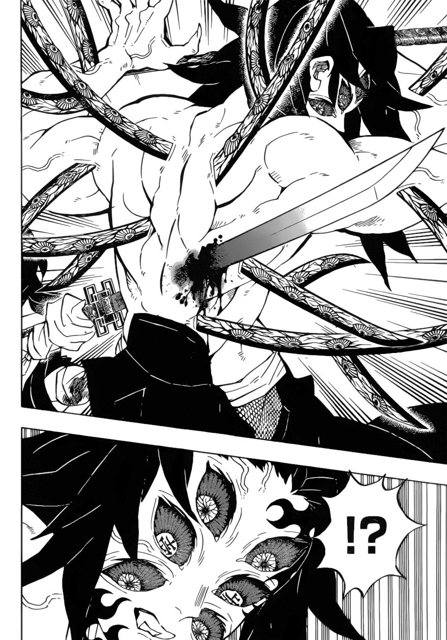 Kimetsu no Yaiba Chapter 175  Online Free Manga Read Image 12