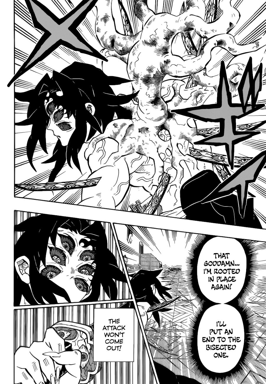 Kimetsu no Yaiba Chapter 175  Online Free Manga Read Image 16