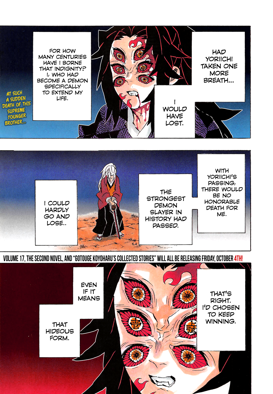 Kimetsu no Yaiba Chapter 175  Online Free Manga Read Image 2