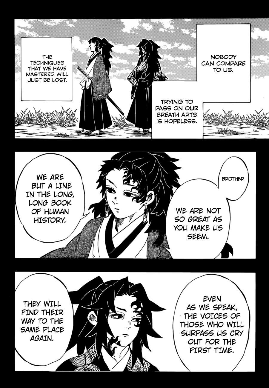 Kimetsu no Yaiba Chapter 175  Online Free Manga Read Image 20