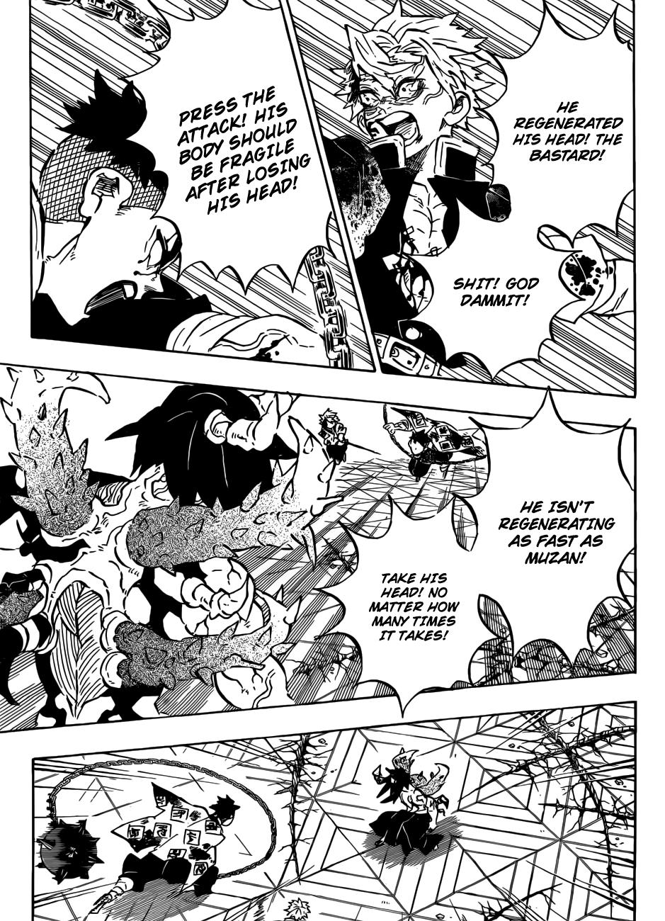 Kimetsu no Yaiba Chapter 176  Online Free Manga Read Image 12