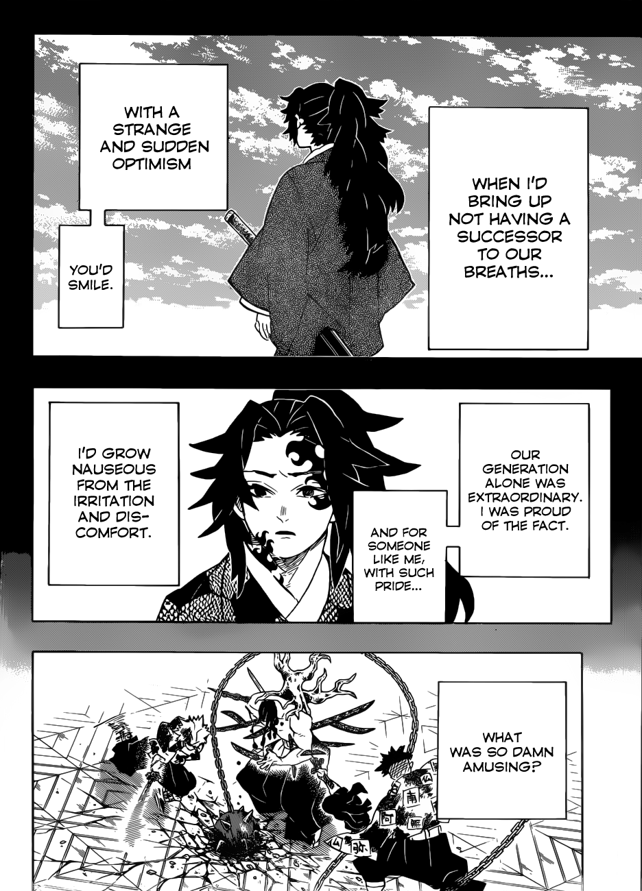 Kimetsu no Yaiba Chapter 176  Online Free Manga Read Image 3