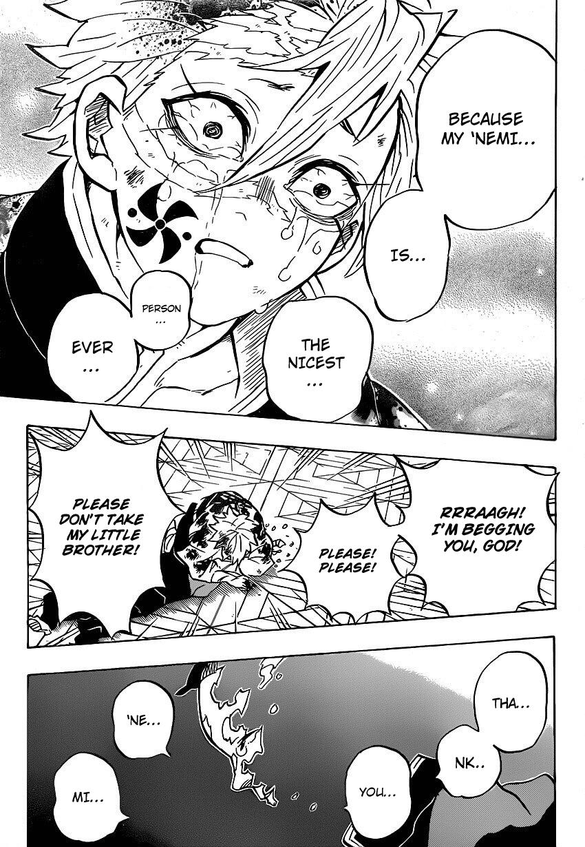 Kimetsu no Yaiba Chapter 179 Online Free Manga Read Image 18