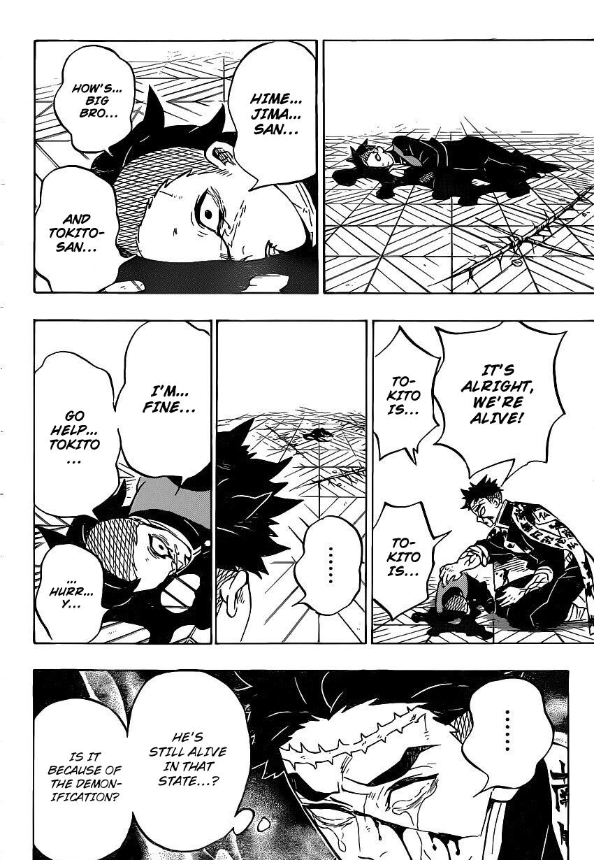 Kimetsu no Yaiba Chapter 179 Online Free Manga Read Image 5
