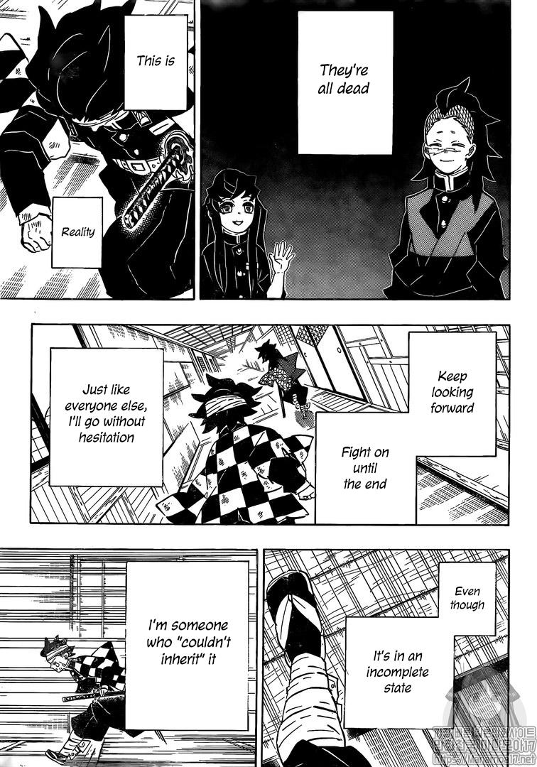 Kimetsu no Yaiba Chapter 180  Online Free Manga Read Image 3