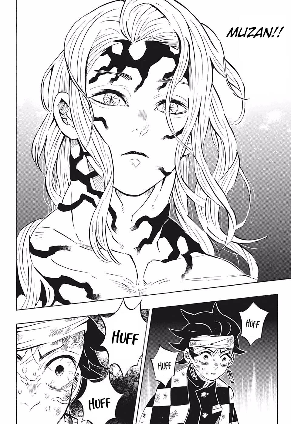 Kimetsu no Yaiba Chapter 181  Online Free Manga Read Image 11