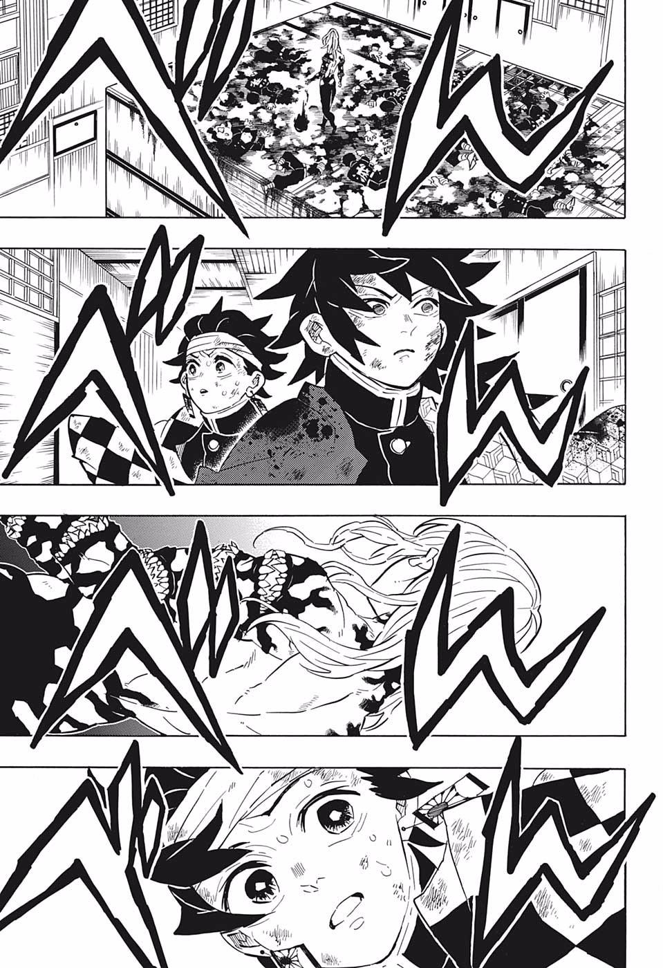 Kimetsu no Yaiba Chapter 181  Online Free Manga Read Image 9