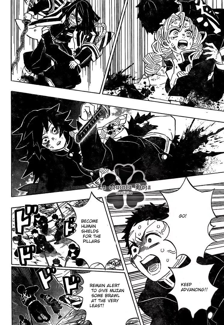 Kimetsu no Yaiba Chapter 184  Online Free Manga Read Image 12