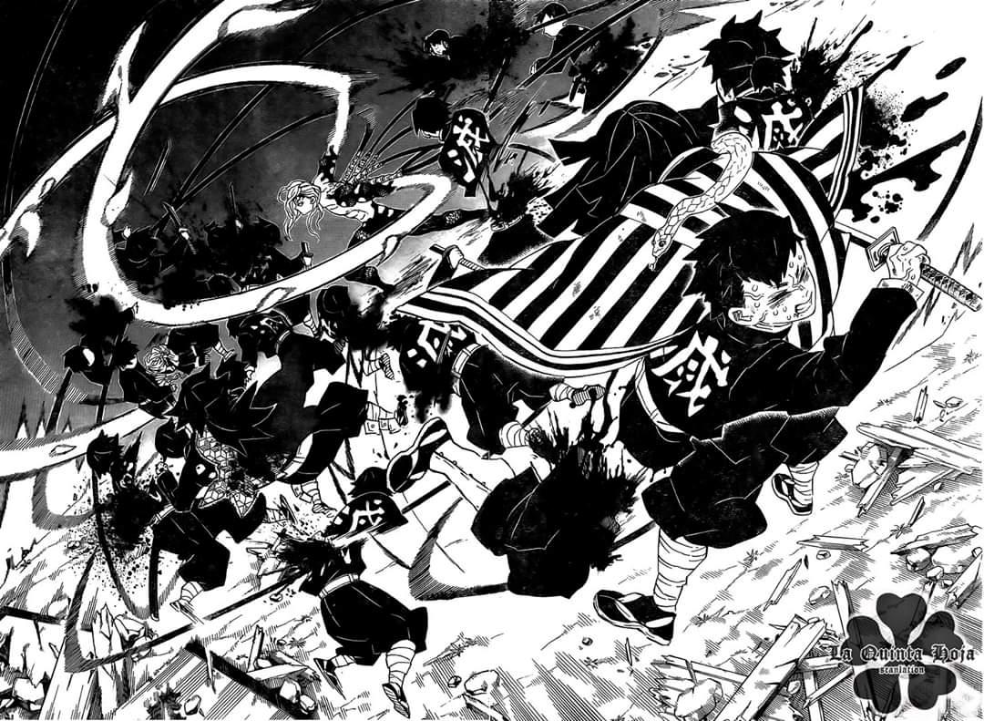 Kimetsu no Yaiba Chapter 184  Online Free Manga Read Image 13