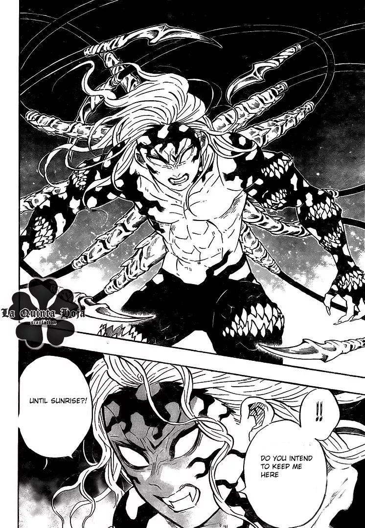 Kimetsu no Yaiba Chapter 184  Online Free Manga Read Image 6