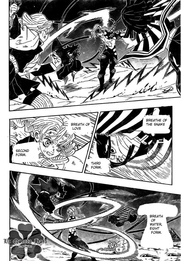 Kimetsu no Yaiba Chapter 184  Online Free Manga Read Image 8