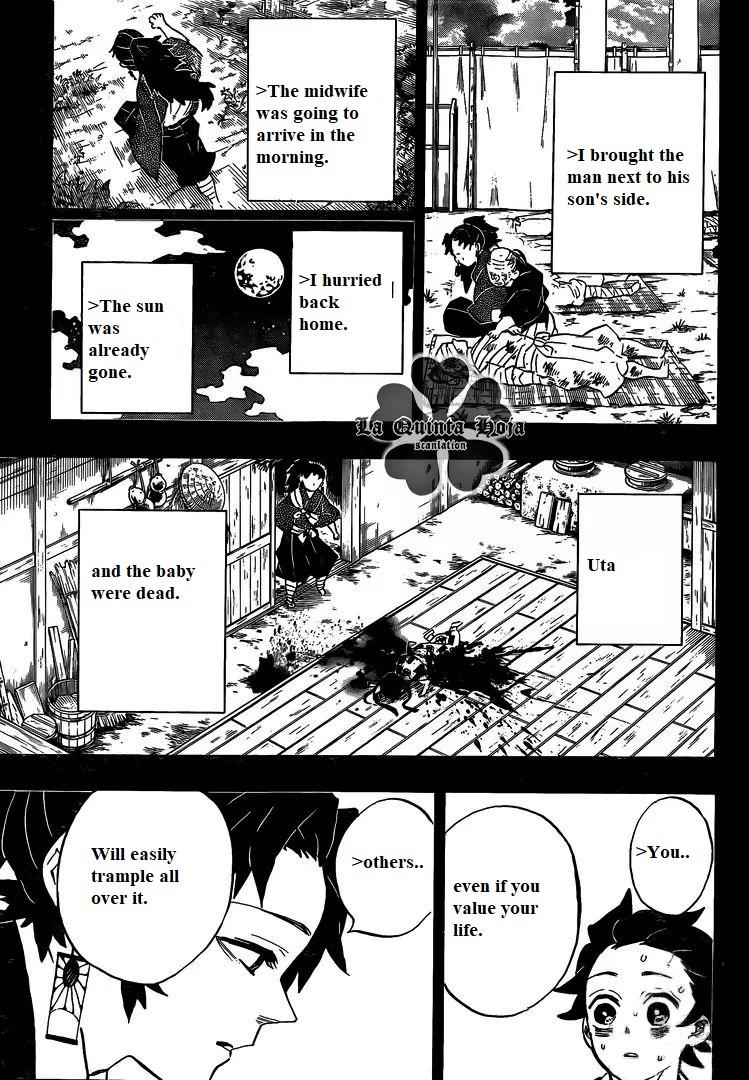 Kimetsu no Yaiba Chapter 186  Online Free Manga Read Image 15