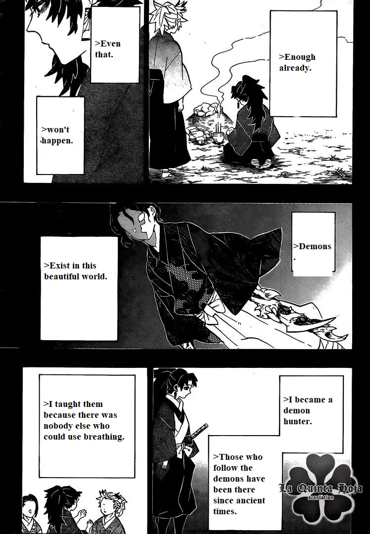 Kimetsu no Yaiba Chapter 186  Online Free Manga Read Image 17