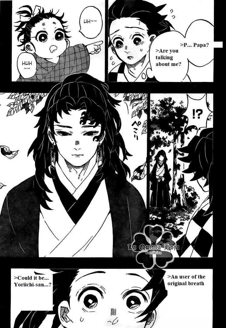 Kimetsu no Yaiba Chapter 186  Online Free Manga Read Image 3