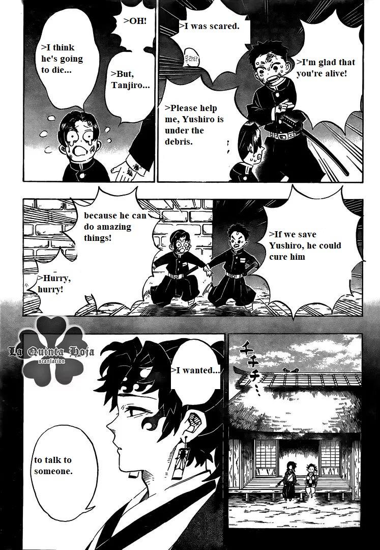 Kimetsu no Yaiba Chapter 186  Online Free Manga Read Image 5