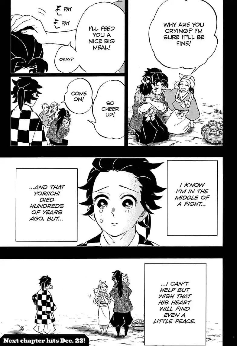 Kimetsu no Yaiba Chapter 187  Online Free Manga Read Image 19