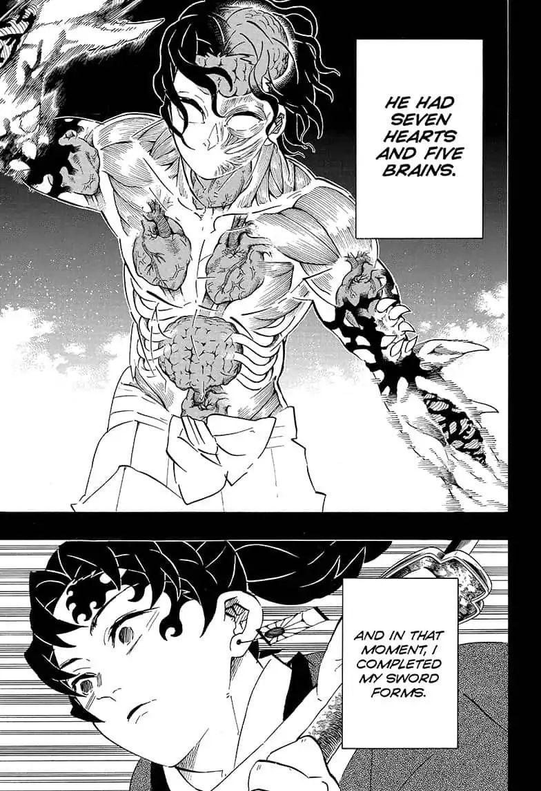 Kimetsu no Yaiba Chapter 187  Online Free Manga Read Image 3