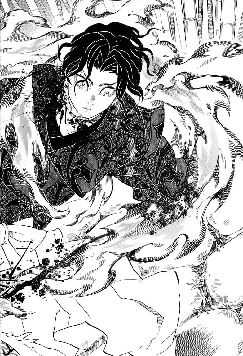 Kimetsu no Yaiba Chapter 187  Online Free Manga Read Image 4