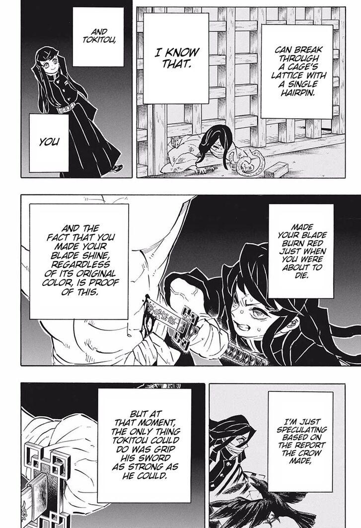 Kimetsu no Yaiba Chapter 189  Online Free Manga Read Image 16