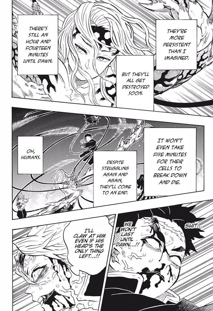 Kimetsu no Yaiba Chapter 189  Online Free Manga Read Image 9