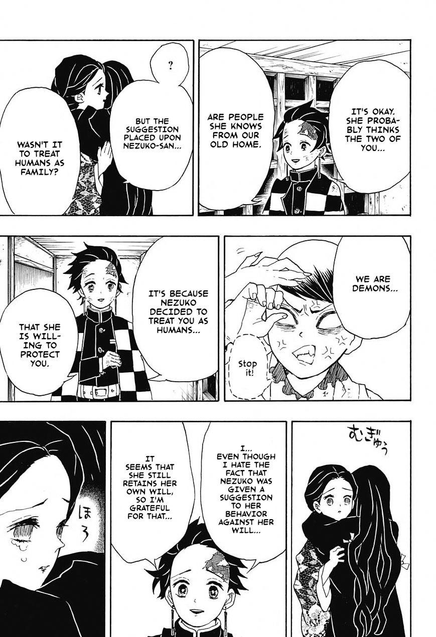 Kimetsu no Yaiba Chapter 19  Online Free Manga Read Image 11