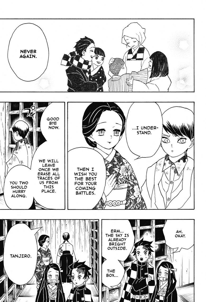 Kimetsu no Yaiba Chapter 19  Online Free Manga Read Image 17