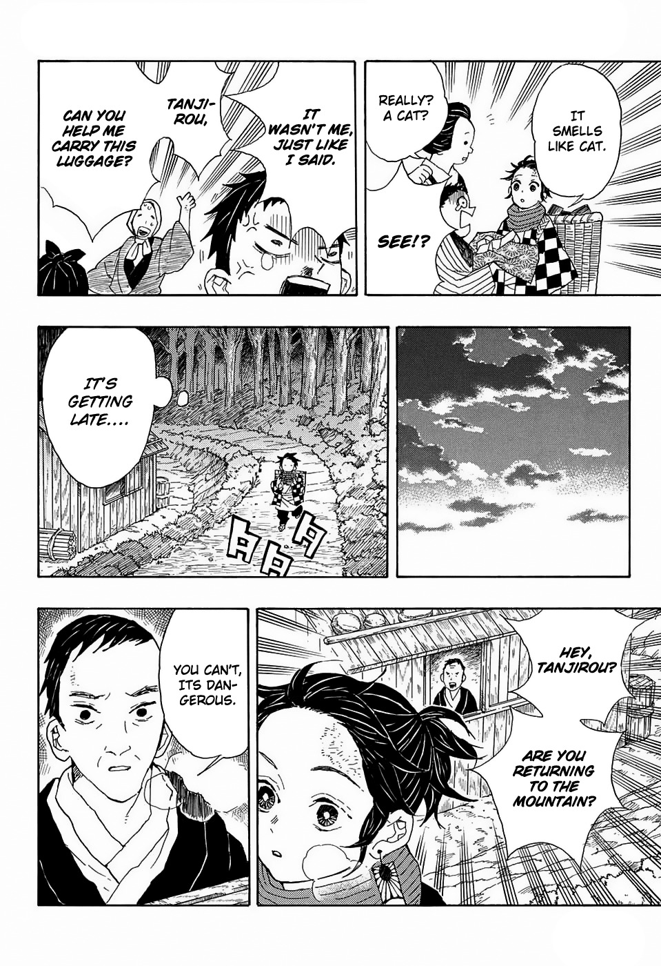 Kimetsu no Yaiba Chapter 190  Online Free Manga Read Image 10
