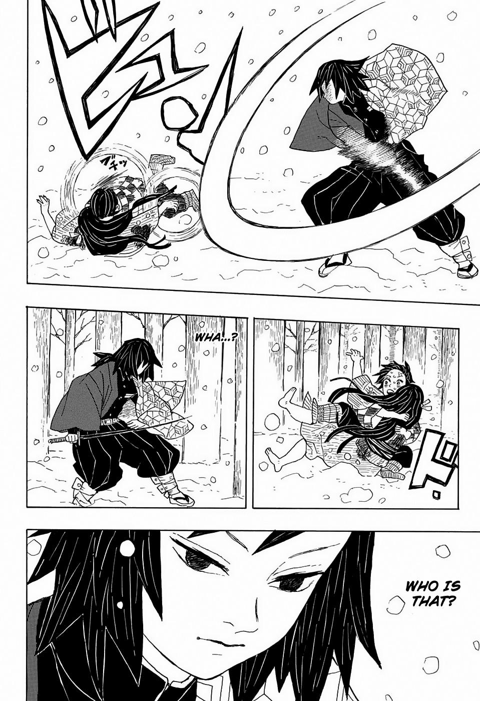 Kimetsu no Yaiba Chapter 190  Online Free Manga Read Image 26