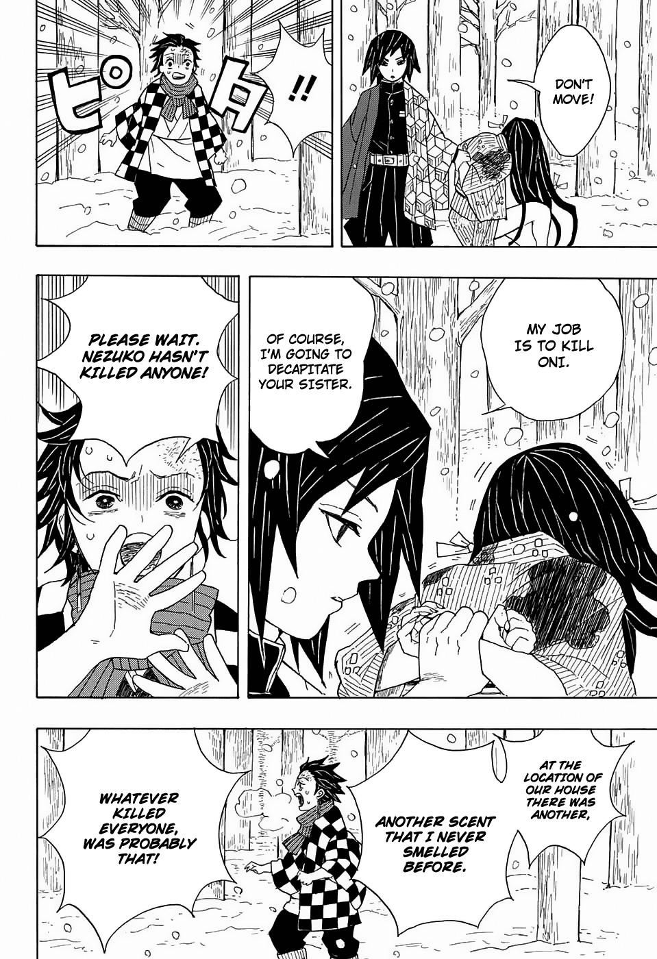 Kimetsu no Yaiba Chapter 190  Online Free Manga Read Image 30