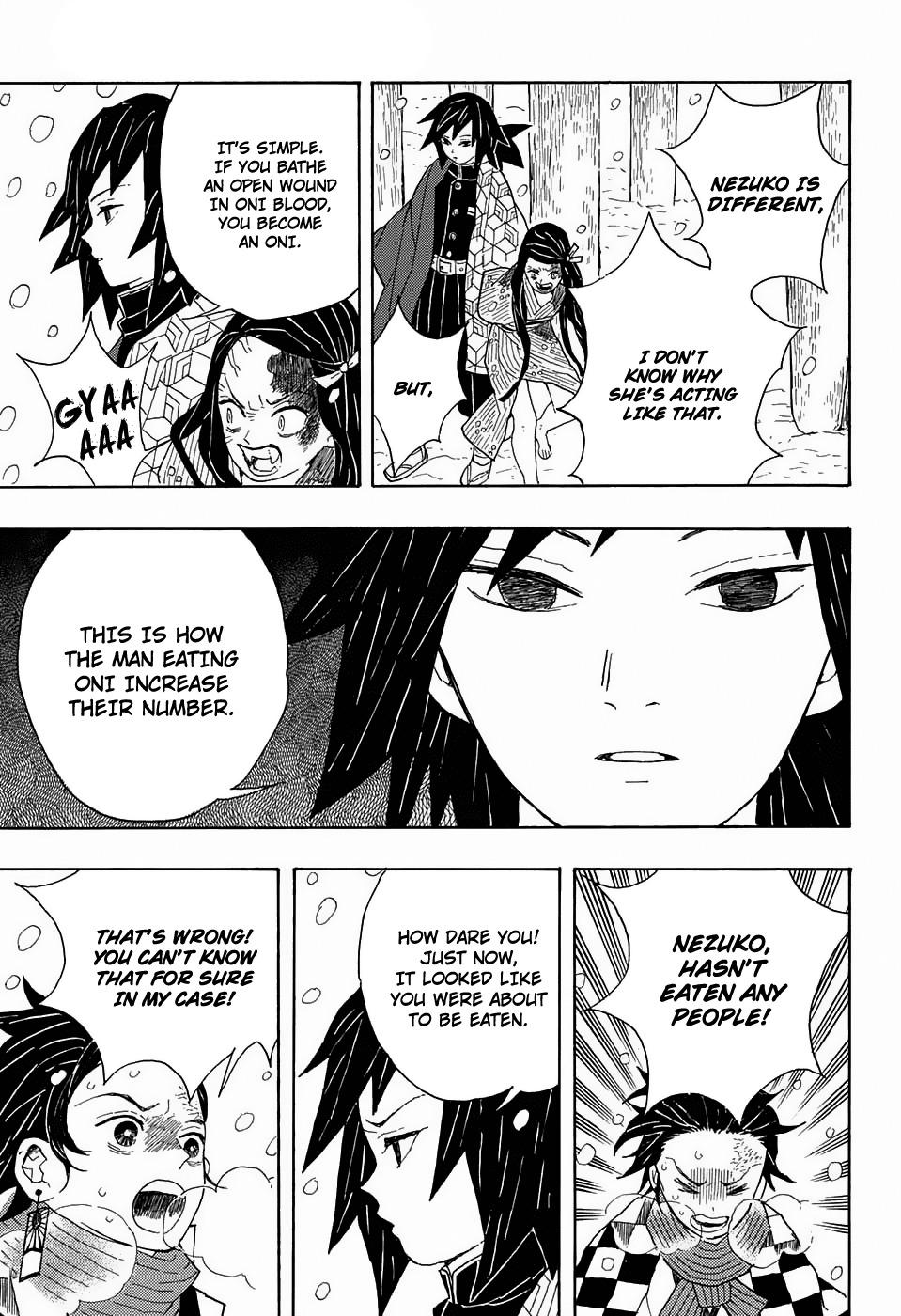 Kimetsu no Yaiba Chapter 190  Online Free Manga Read Image 31