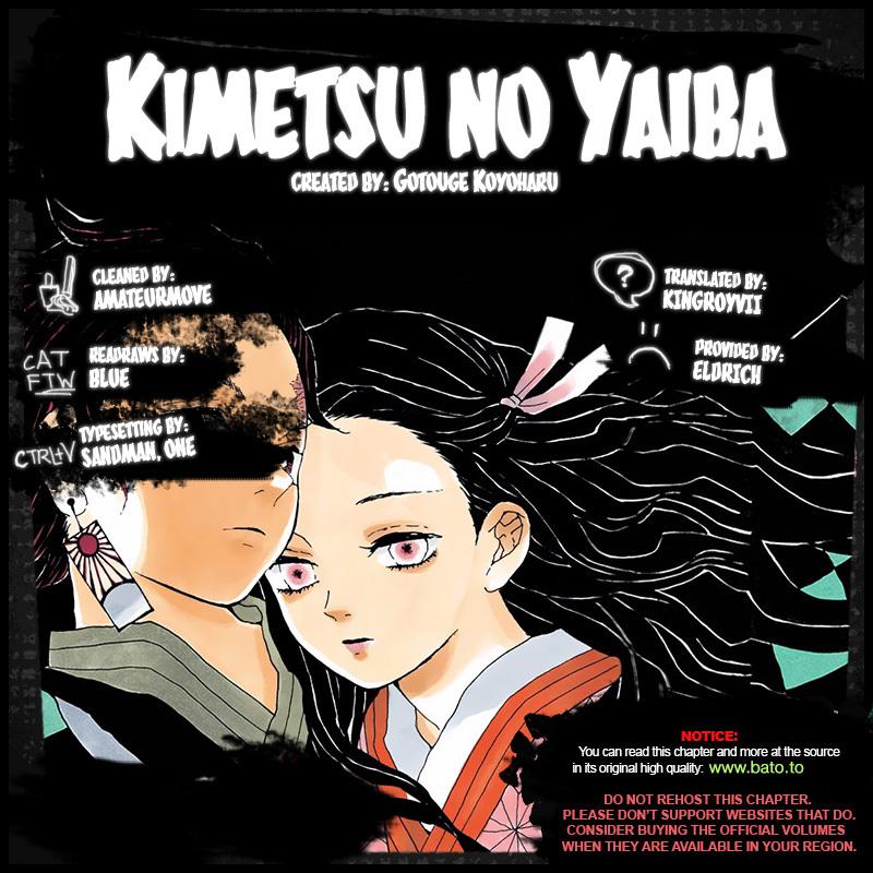 Kimetsu no Yaiba Chapter 190  Online Free Manga Read Image 4