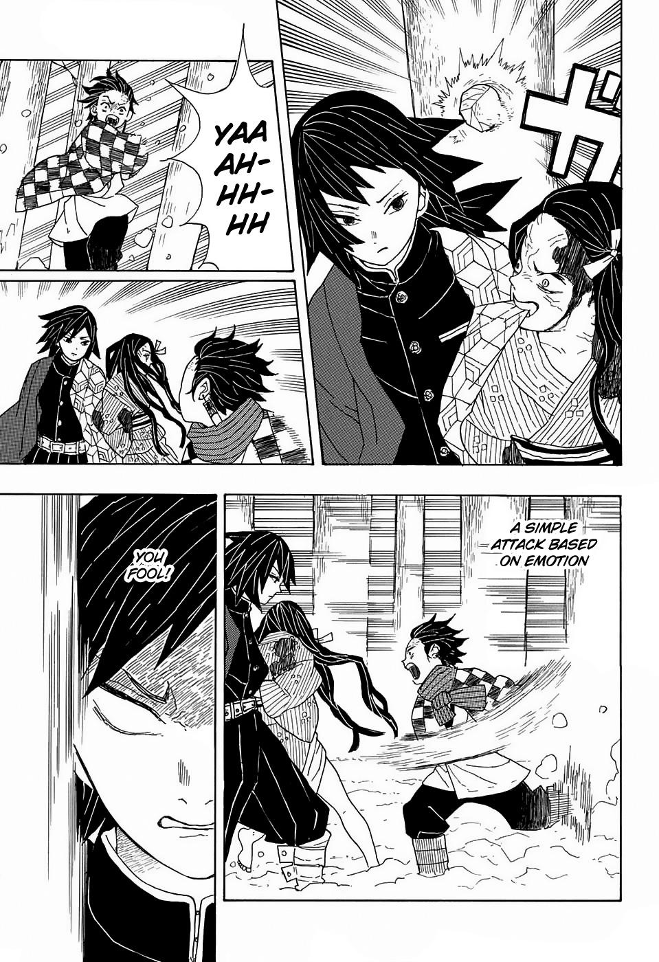 Kimetsu no Yaiba Chapter 190  Online Free Manga Read Image 41
