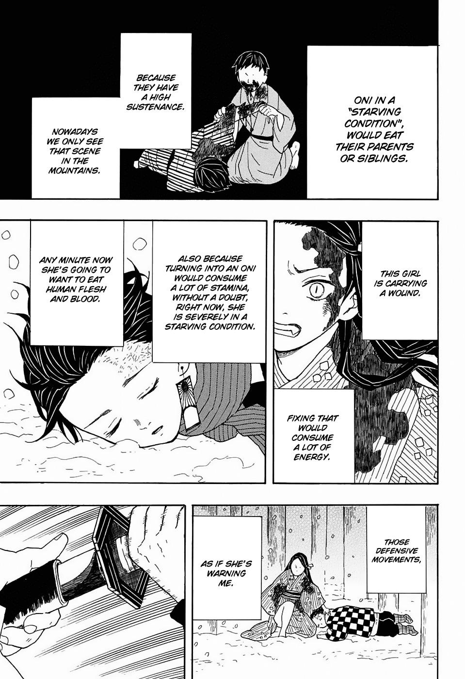 Kimetsu no Yaiba Chapter 190  Online Free Manga Read Image 49
