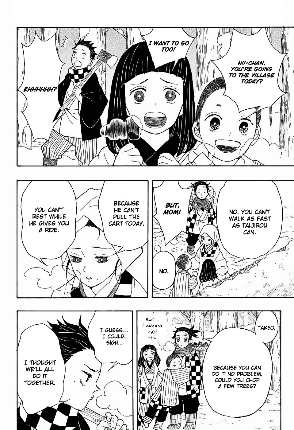 Kimetsu no Yaiba Chapter 190  Online Free Manga Read Image 6