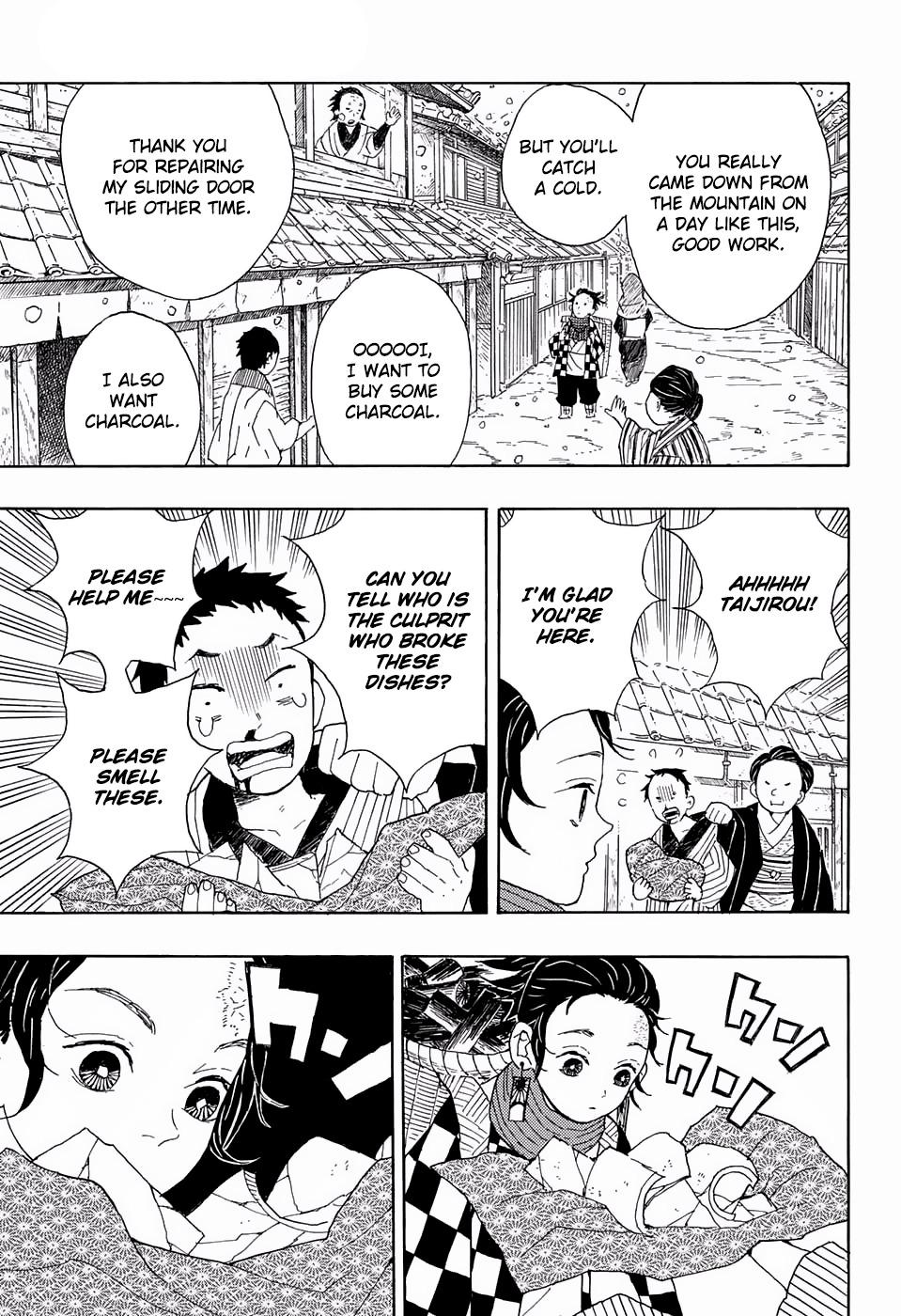 Kimetsu no Yaiba Chapter 190  Online Free Manga Read Image 9