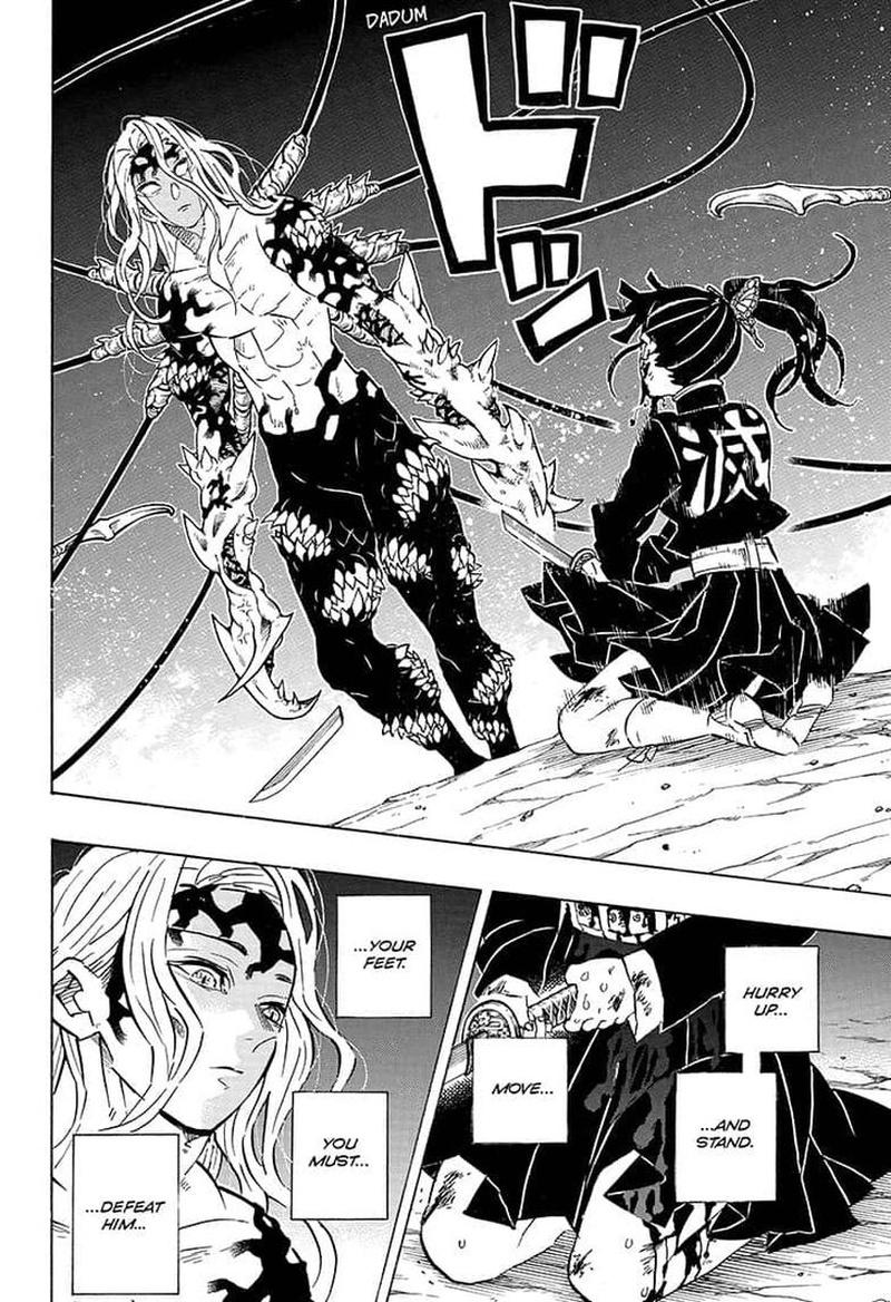 Kimetsu no Yaiba Chapter 191  Online Free Manga Read Image 16