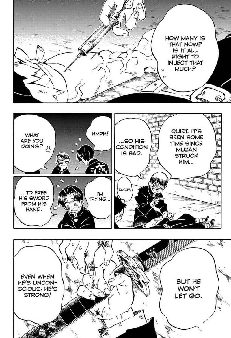 Kimetsu no Yaiba Chapter 191  Online Free Manga Read Image 2