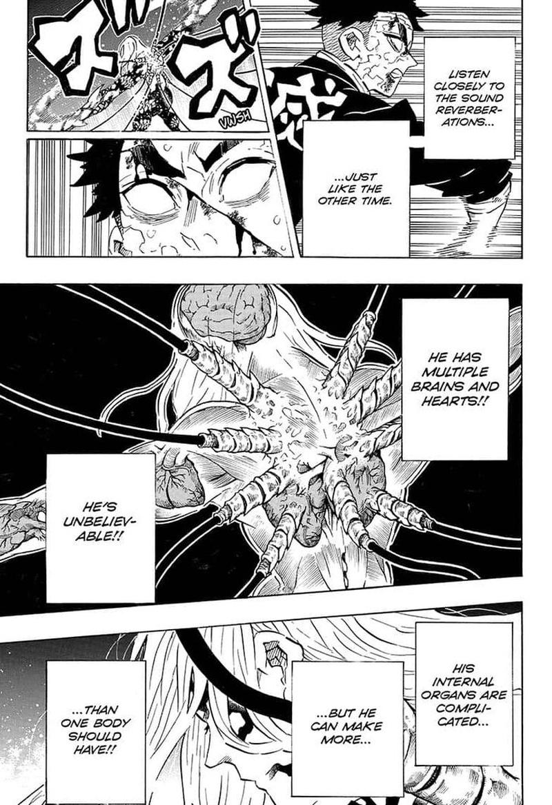 Kimetsu no Yaiba Chapter 191  Online Free Manga Read Image 9