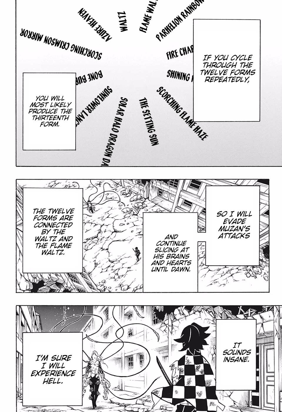 Kimetsu no Yaiba Chapter 192  Online Free Manga Read Image 10