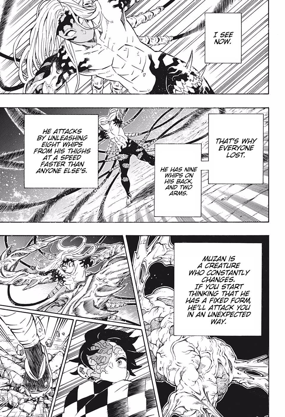 Kimetsu no Yaiba Chapter 192  Online Free Manga Read Image 17