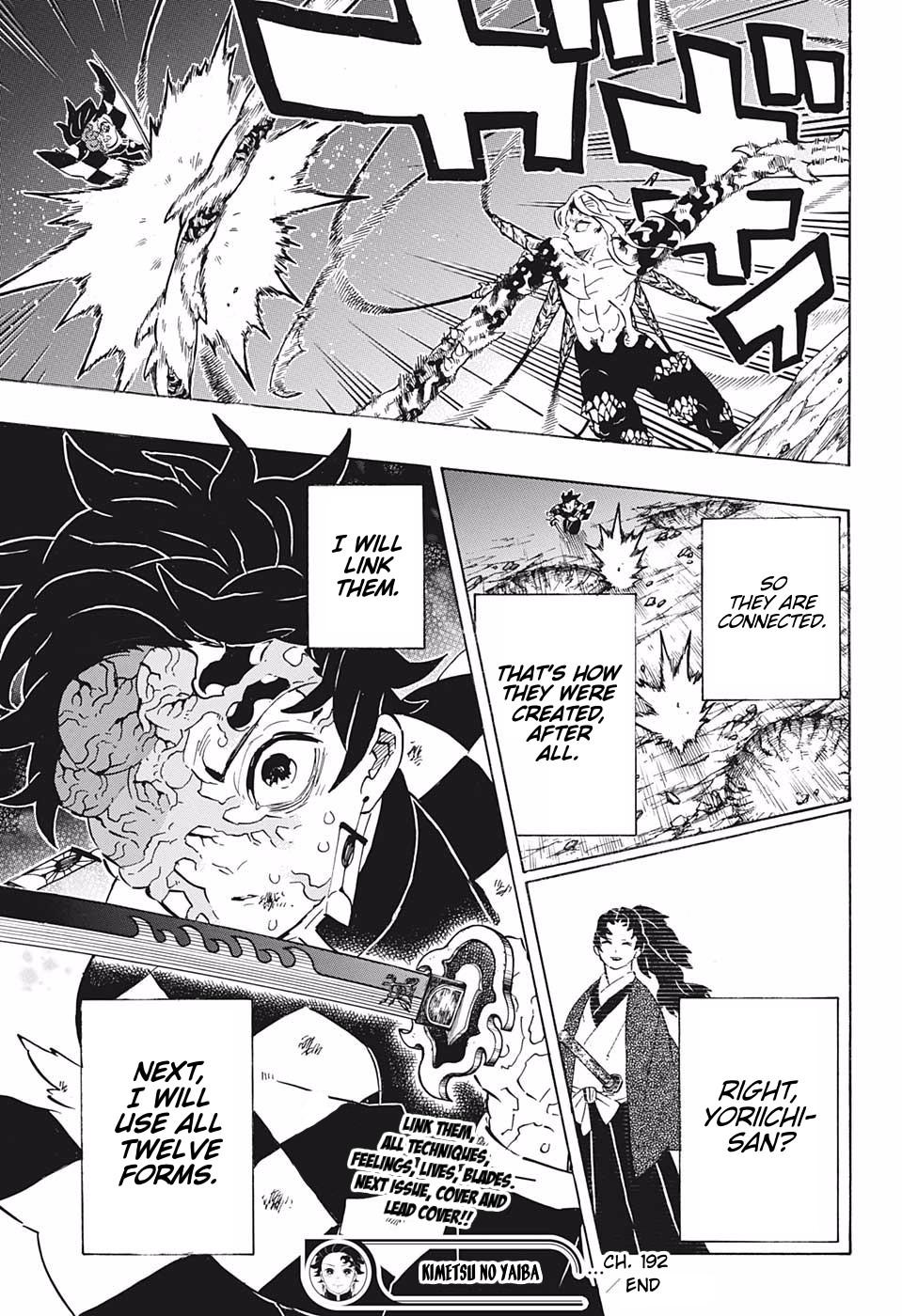 Kimetsu no Yaiba Chapter 192  Online Free Manga Read Image 19